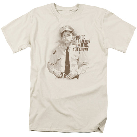 ANDY GRIFFITH/NO JERK