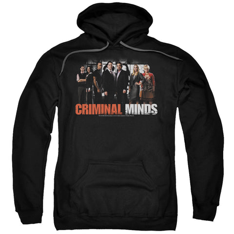 Criminal Minds The Brain Trust