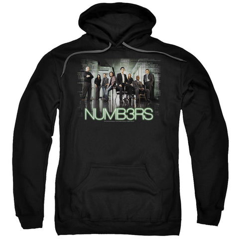NUMB3RS/NUMBERS CAST