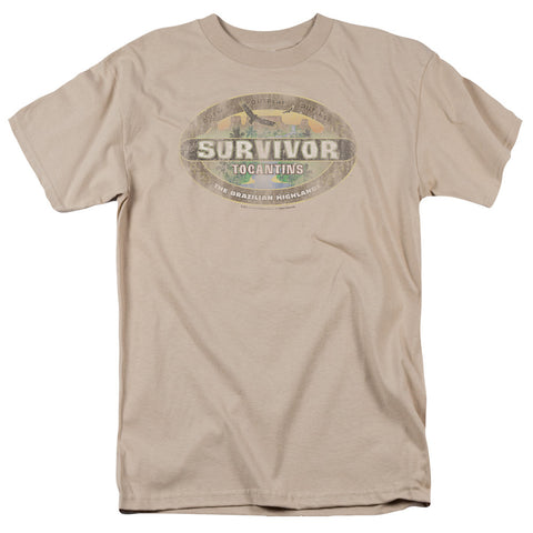 Survivor Tocantins Distressed Sand