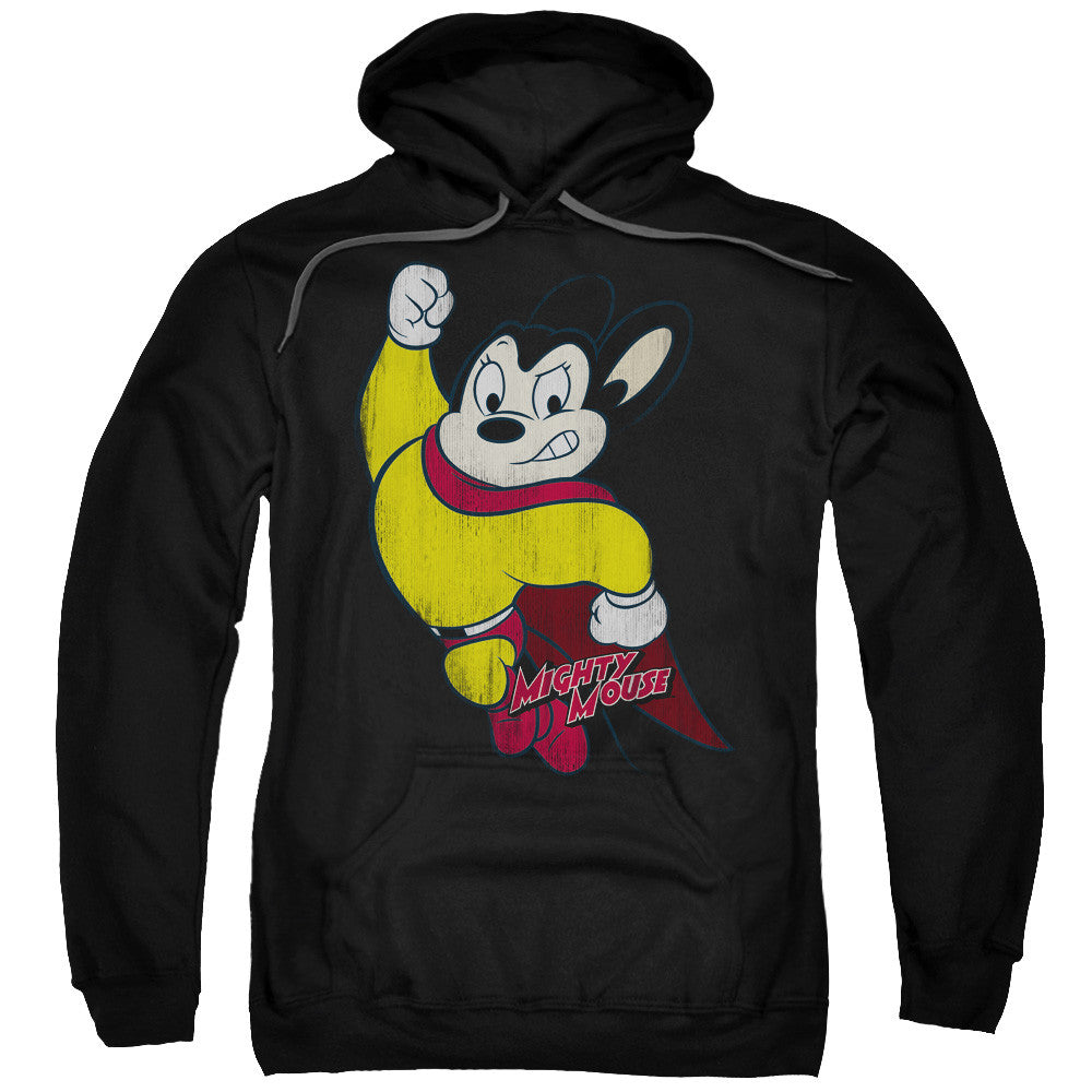 Mighty Mouse Classic Hero Black