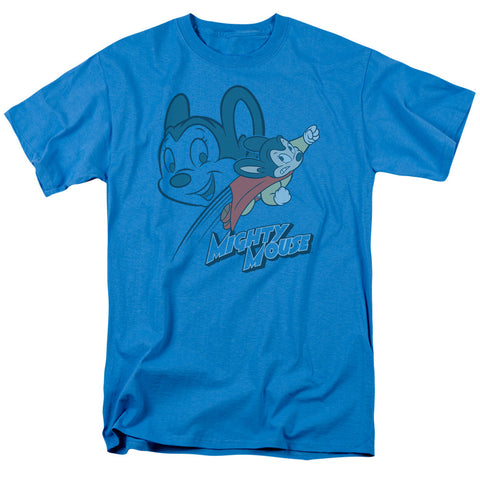 Mighty Mouse Double Mouse Turquoise