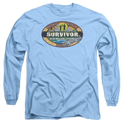Survivor Redemption Island Carolina Blue