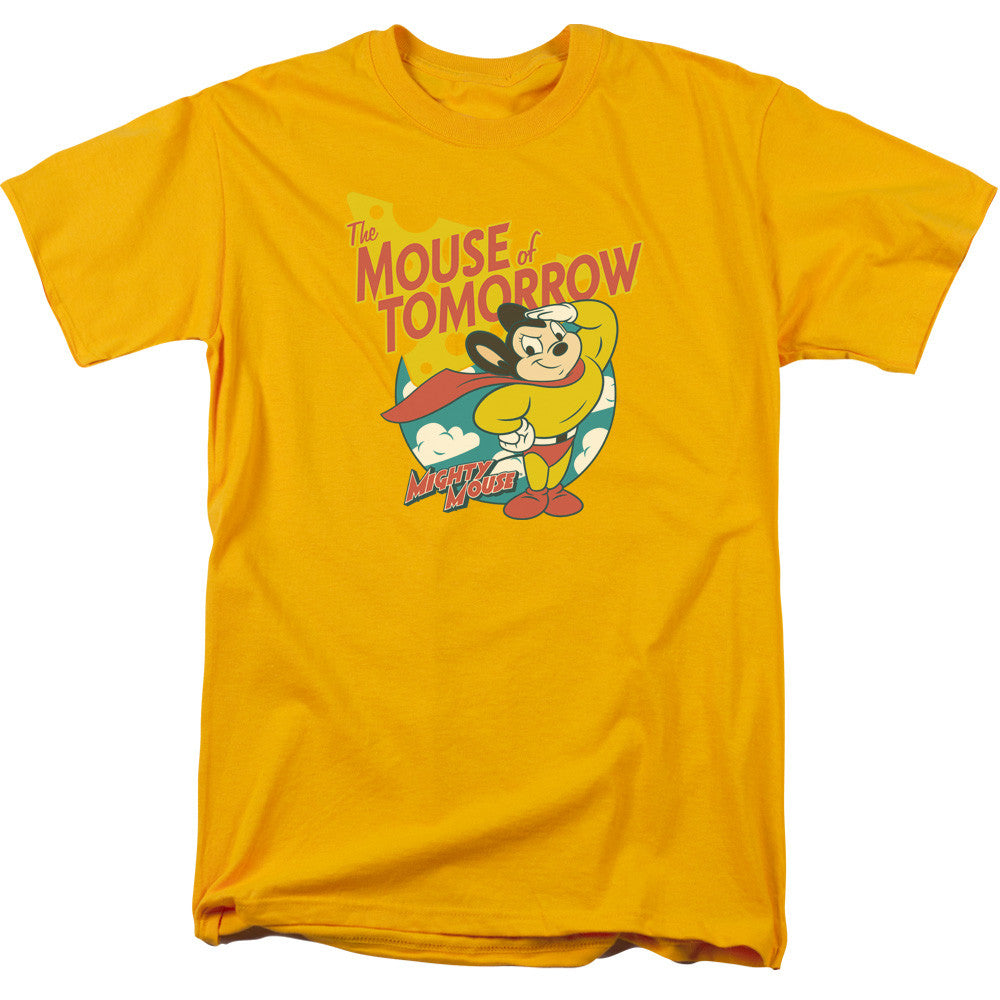 Mighty Mouse Mouse Of Tomorrow Gold