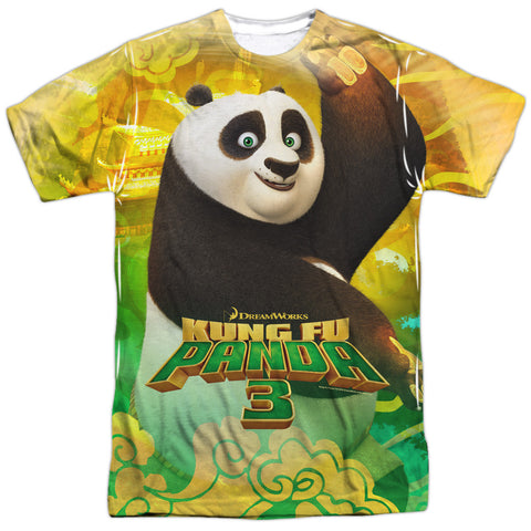 Kung Fu Panda Po And Friends