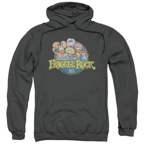 FRAGGLE ROCK/CIRCLE LOGO