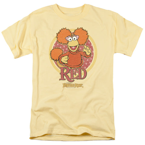 FRAGGLE ROCK/RED CIRCLE