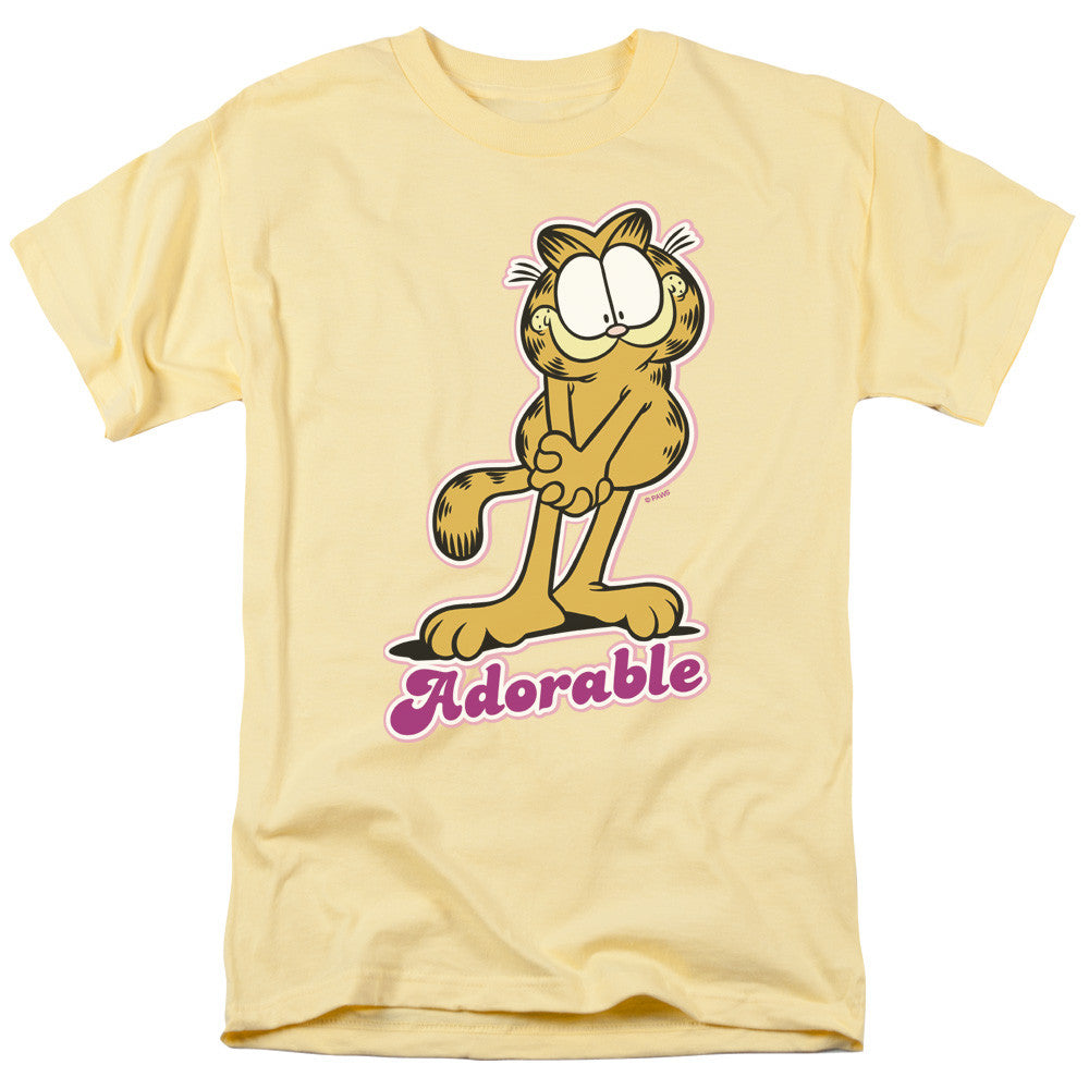 Garfield Adorable Banana