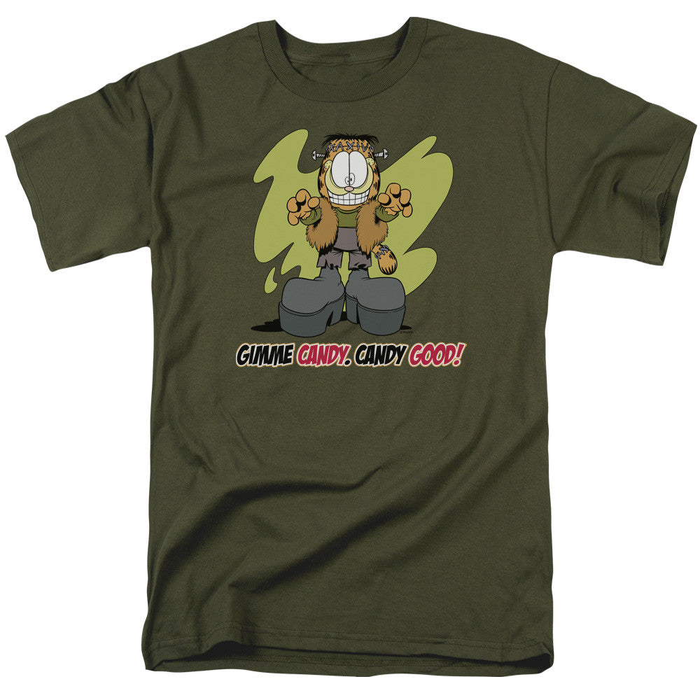 Garfield Candy Good Military Green