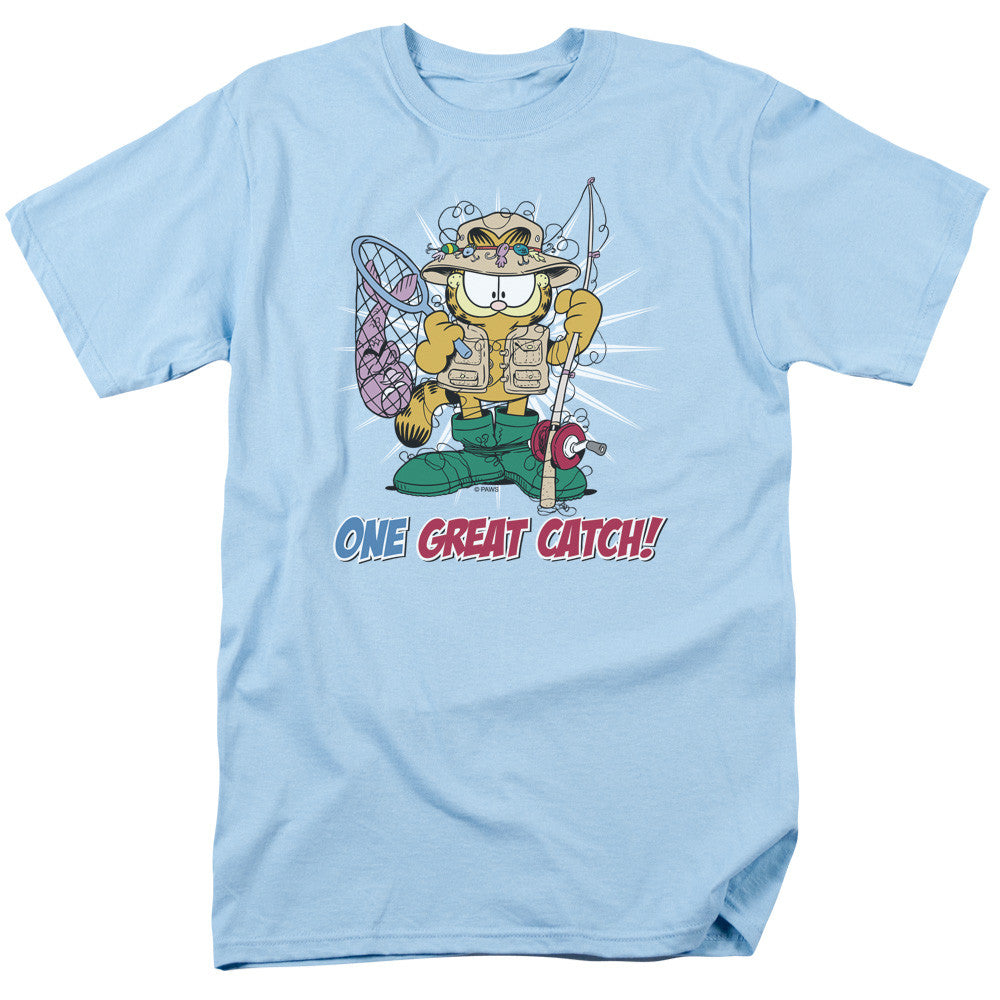 Garfield One Great Catch Light Blue