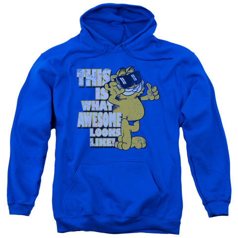 Garfield Awesome Royal Blue