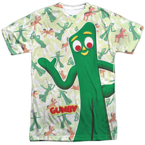 Gumby Friendly Greeting