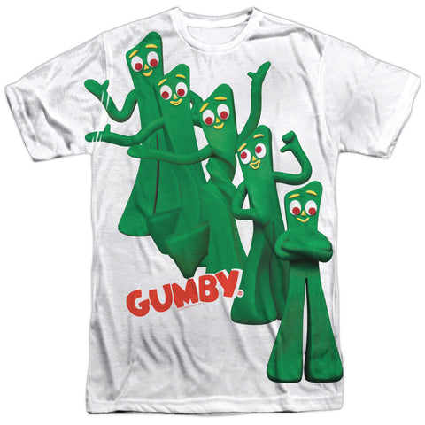 Gumby Moves