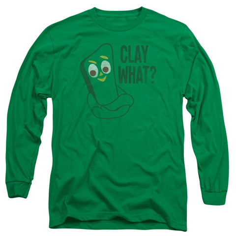 GUMBY/CLAY WHAT
