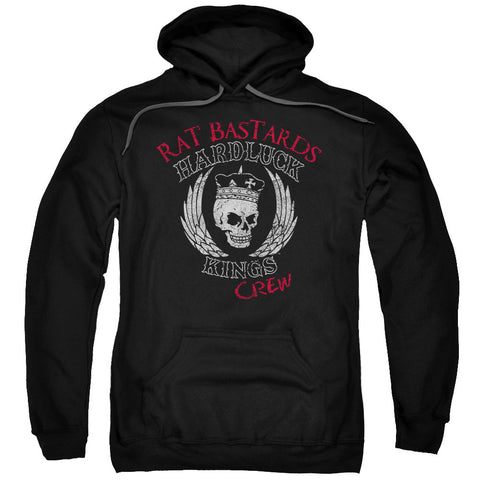Hardluck Kings Rat Bastards Logo Black