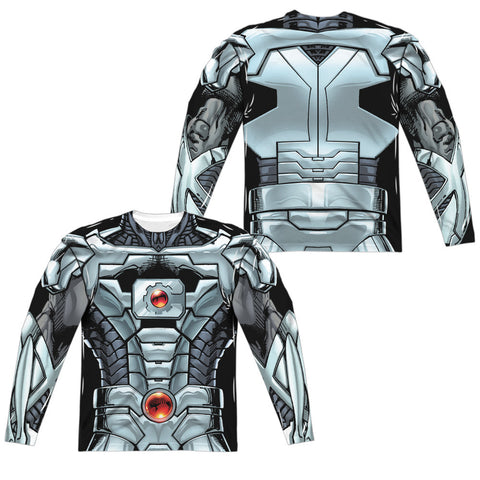 DC/Justice League Of America/Cyborg Costume