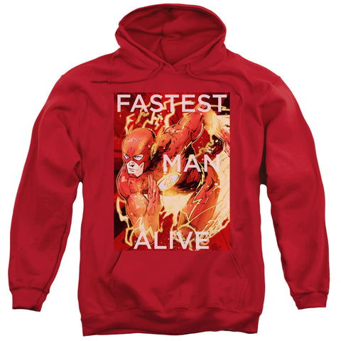 Justice League Of America Fastest Man Alive Red