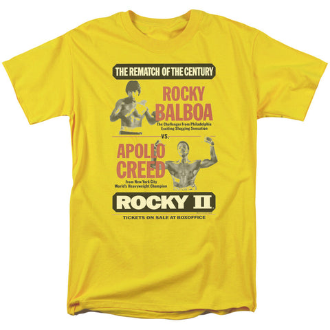Mgm Rocky Ii Rematch Yellow