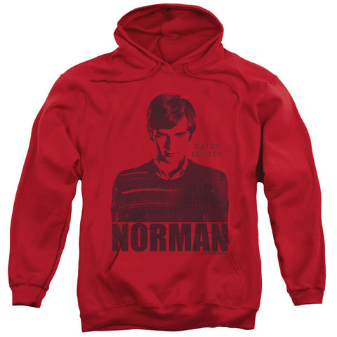 Bates Motel Norman Red