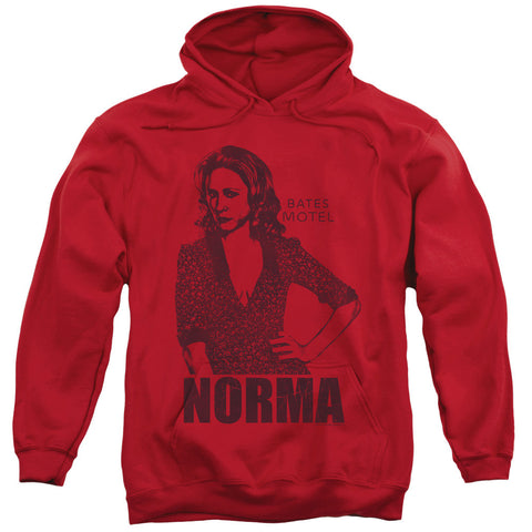Bates Motel Norma Red