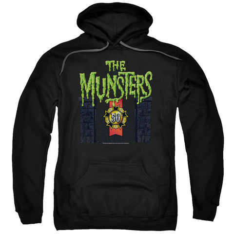 MUNSTERS/50 YEAR LOGO