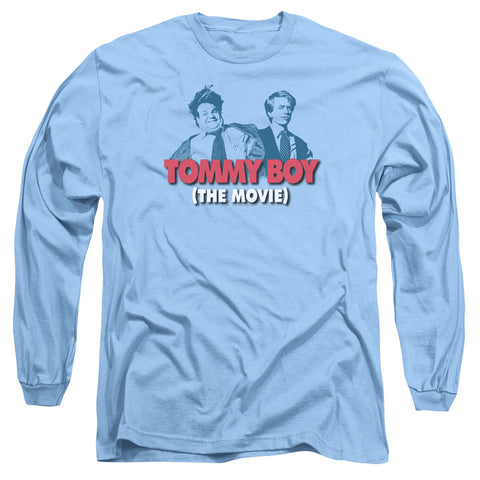Tommy Boy Logo Carolina Blue