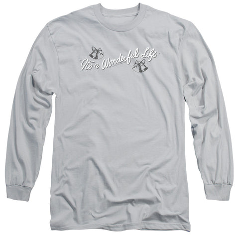 Its A Wonderful Life Logo Silver