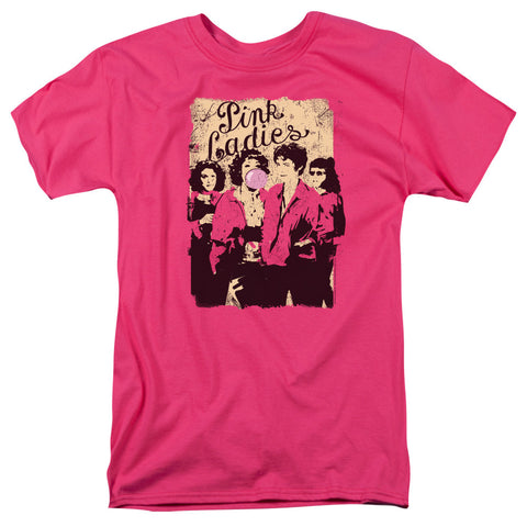 Grease Pink Ladies Hot Pink