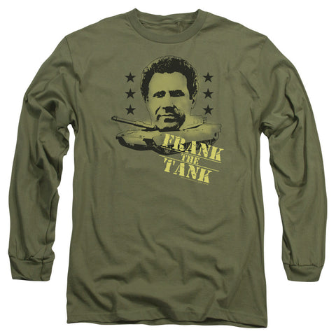 Old School Frank The Tank Military Green