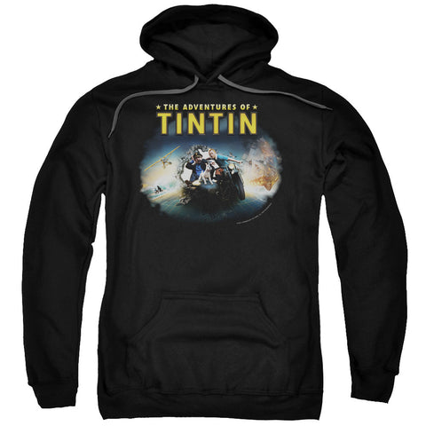 Tintin Journey Black