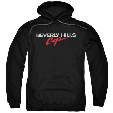 Beverly Hills Cop Logo Black
