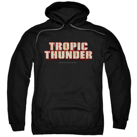 Tropic Thunder Title Black