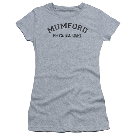 Beverly Hills Cop Mumford Athletic Heather