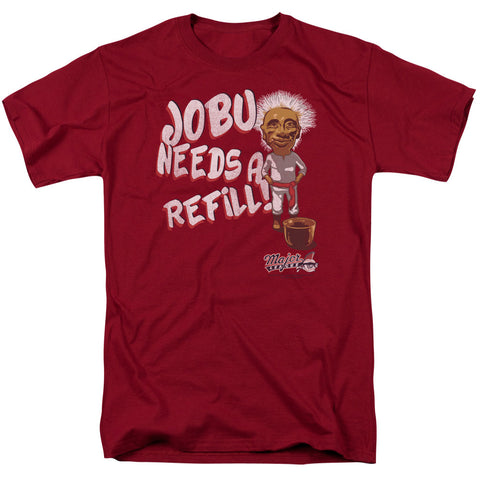 Major League Jobu Needs A Refill Cardinal