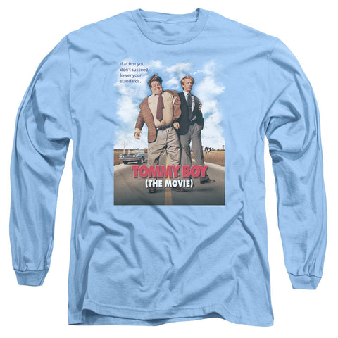 Tommy Boy Movie Poster Carolina Blue