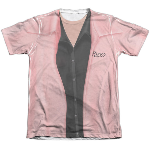 Grease Rizzo Pink Ladies White