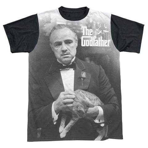 Godfather Pet The Cat White