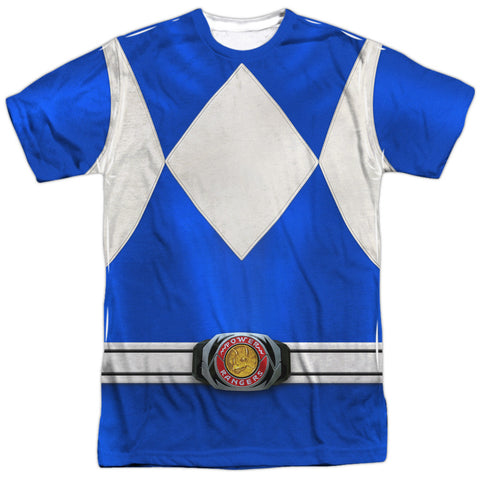 Power Rangers Blue Ranger White