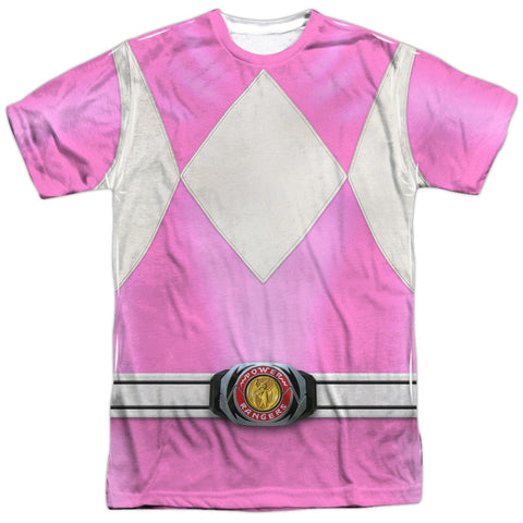 Power Rangers Pink Ranger White