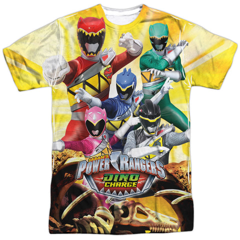 Power Rangers Charged For Battle White