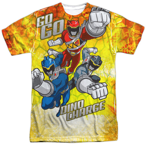 Power Rangers Go Go Dino Charge White