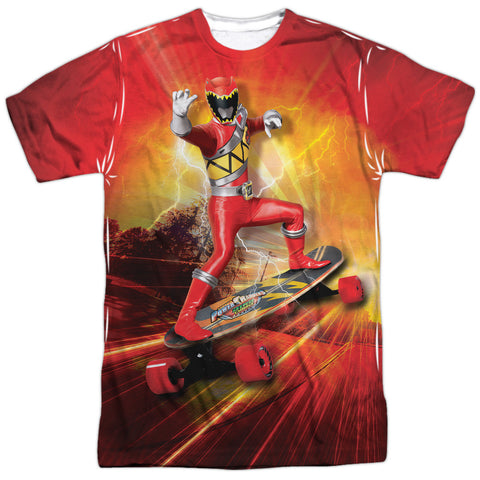 Power Rangers Skater White