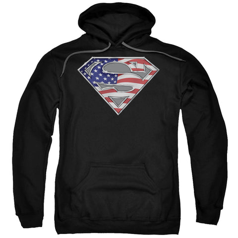 Superman All American Shield Black