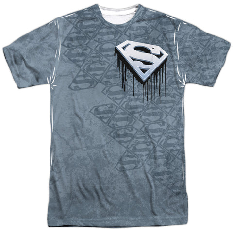 Superman Drip And Repeat White