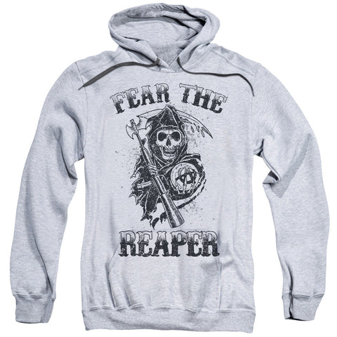 Sons Of Anarchy Fear The Reaper Athletic Heather