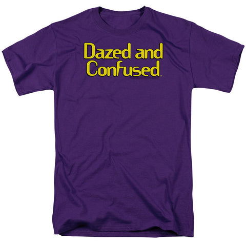 Dazed And Confused Dazed Logo Purple