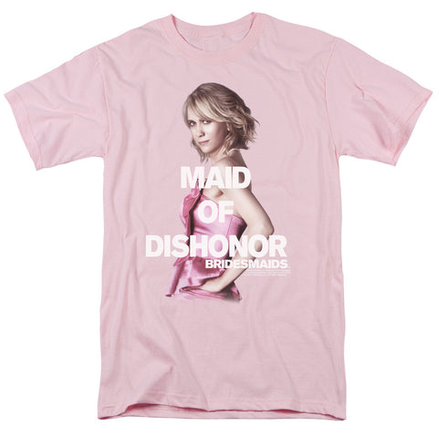 Bridesmaids Maid Of Dishonor Pink