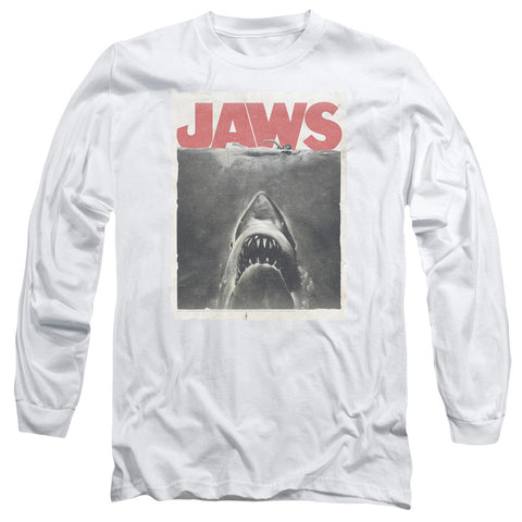 Jaws Classic Fear White
