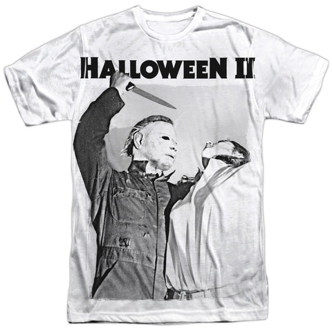 Halloween Ii Serial Serenade White