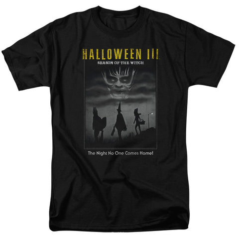 Halloween Iii Kids Poster Black